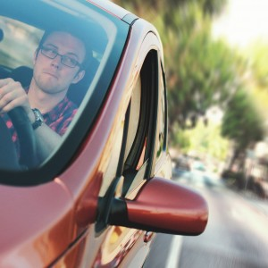 Young drivers at risk?